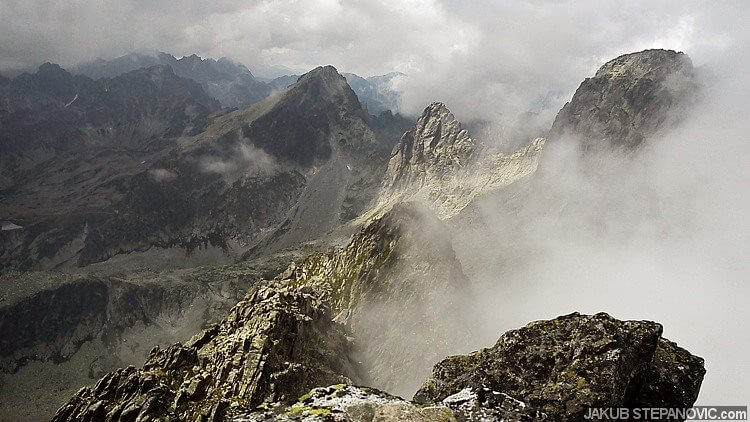 Tatra mountains, sometime during 2010 or so