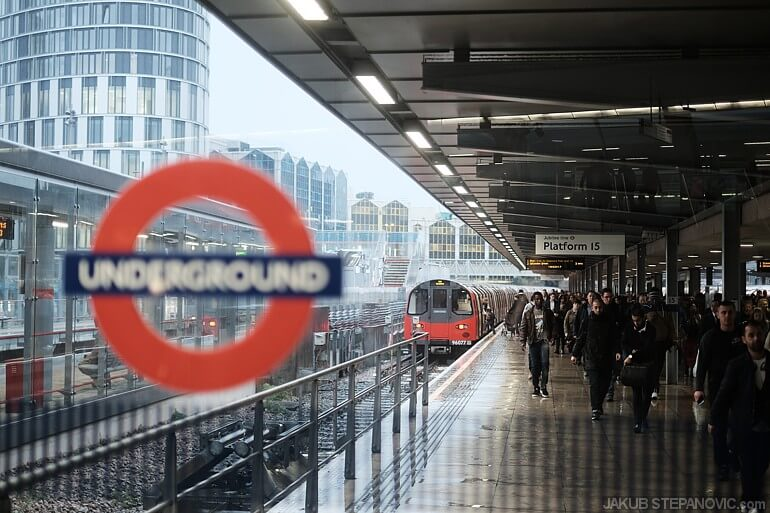 Out of the mentioned, Stratford is the furthest from the city center. It is an interchange station in northeast London, close to the 2012 Olympic Park. Besides National rails, it serves Underground, Overground, and the Docklands Light Railway.