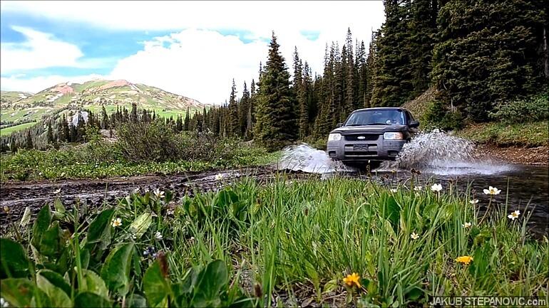 Colorado Roadtrip Paradise Divide Trail 1