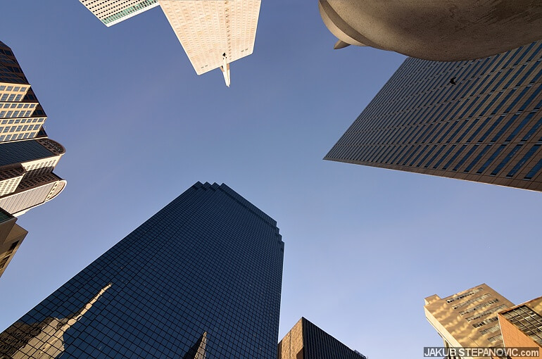 Dallas Highrises